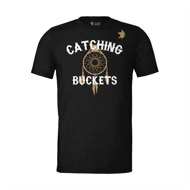 The Show Premium Fit Dreamcatcher T-shirt Black