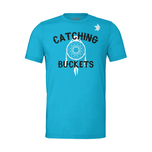 The Show Premium Fit Dreamcatcher T-shirt Turquoise