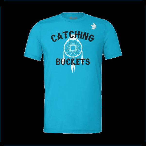 The Show Premium Fit Dreamcatcher T-shirt Turquoise